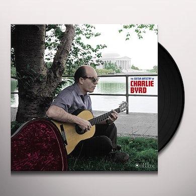 GUITAR ARTISTRY OF CHARLIE BYRD Vinyl Record