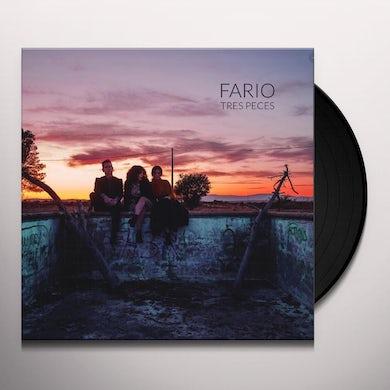 Fario TRES PECES Vinyl Record