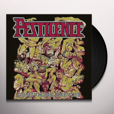 Pestilence CONSUMING IMPULSE: 30TH ANNIVERSARY Vinyl Record