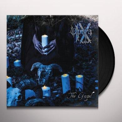 Opera IX GOSPEL Vinyl Record