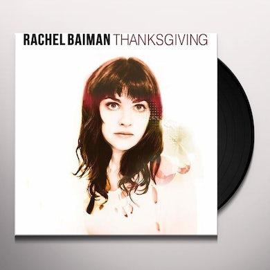 Rachel Baiman THANKSGIVING Vinyl Record