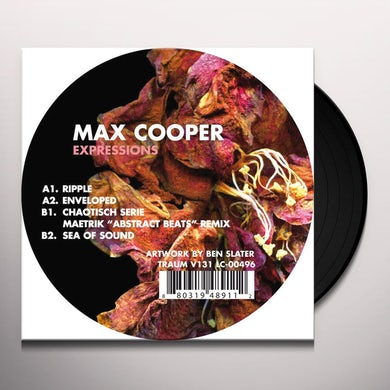 Max Cooper EXPRESSIONS Vinyl Record