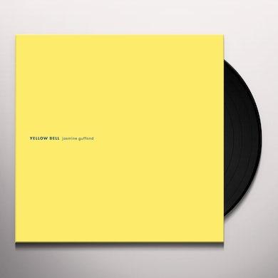 Jasmine Guffond YELLOW BELL Vinyl Record