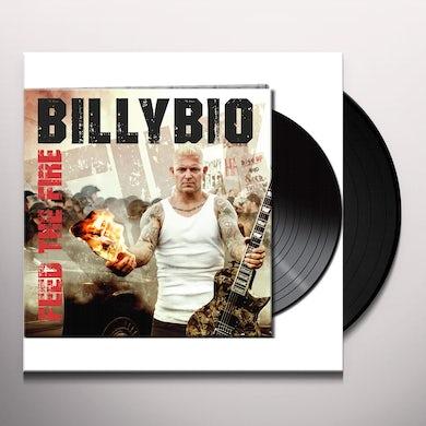 Billybio FEED THE FIRE (BLACK VINYL) Vinyl Record