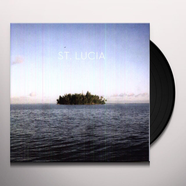 St. Lucia Vinyl Record