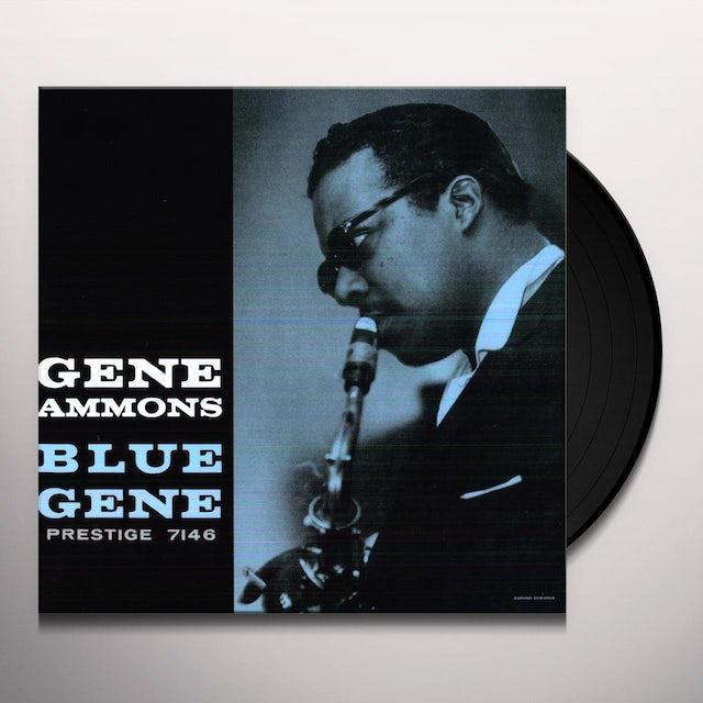 Gene Ammons BLUE GENE Vinyl Record