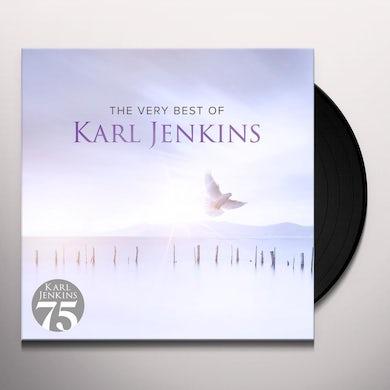 VERY BEST OF KARL JENKINS Vinyl Record