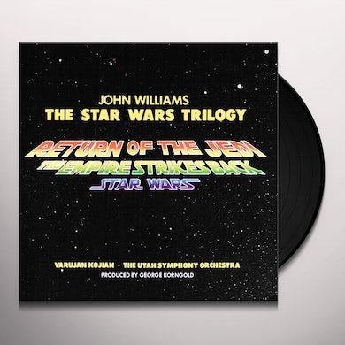 STAR WARS TRILOGY (UTAH SYMPHONY ORCHESTRA) / Original Soundtrack Vinyl Record