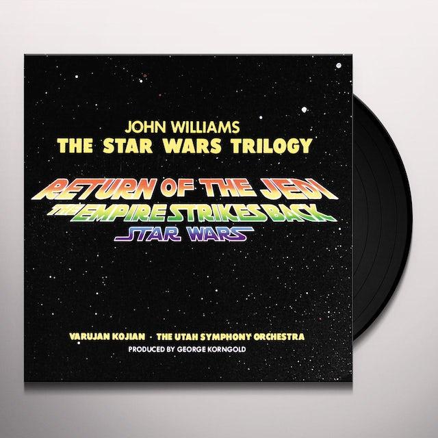 STAR WARS TRILOGY (UTAH SYMPHONY ORCHESTRA)