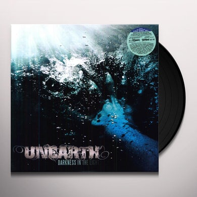 Unearth DARKNESS IN THE LIGHT Vinyl Record