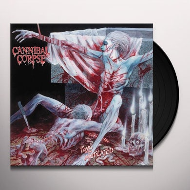 Tomb Of The Mutilated Vinyl Record