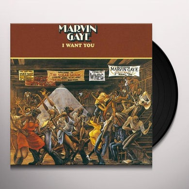 I Want You (Vinyl Reissue) Vinyl Record