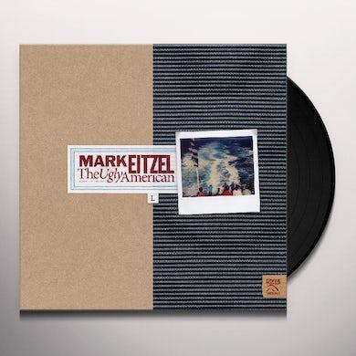 Mark Eitzel The Ugly American (Blue Vinyl) Vinyl Record
