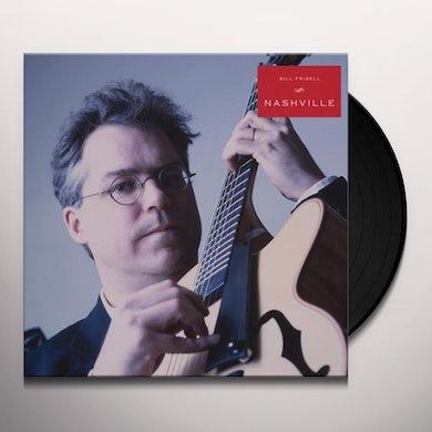 Bill Frisell NASHVILLE Vinyl Record