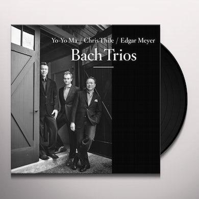 Yo-Yo Ma Bach Trios Vinyl Record