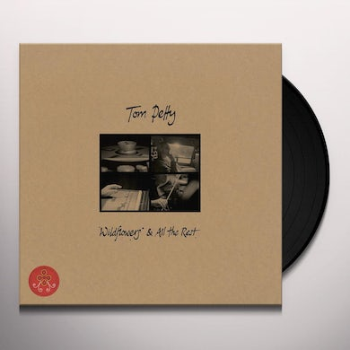 Tom Petty and the Heartbreakers Wildflowers & All The Rest Vinyl Record