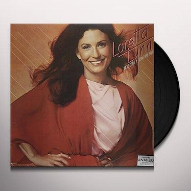Loretta Lynn WE'VE COME A LONG WAY BABY Vinyl Record