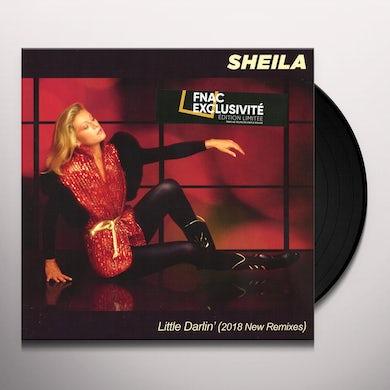 Sheila LITTLE DARLIN (2018 NEW REMIXES) Vinyl Record