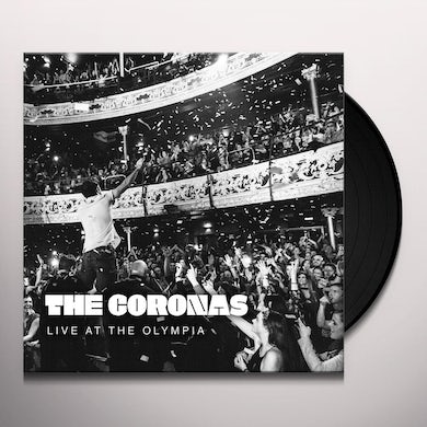 LIVE AT THE OLYMPIA Vinyl Record
