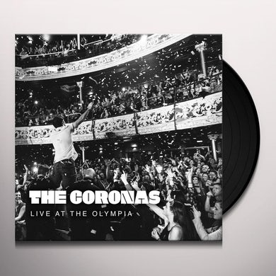Coronas LIVE AT THE OLYMPIA Vinyl Record