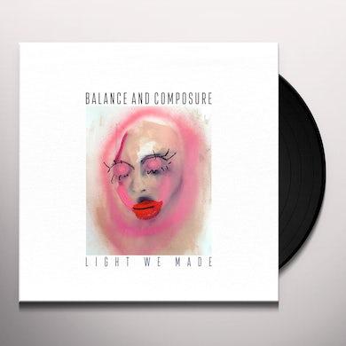 Balance & Composure LIGHT WE MADE Vinyl Record