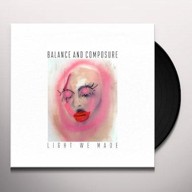 LIGHT WE MADE Vinyl Record