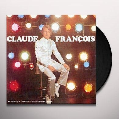 Claude François LE LUNDI AU SOLEIL Vinyl Record