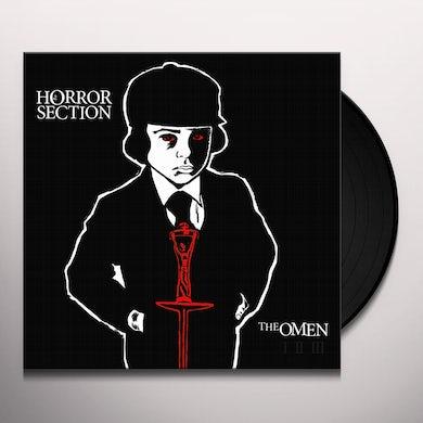 Horror Section OMEN Vinyl Record