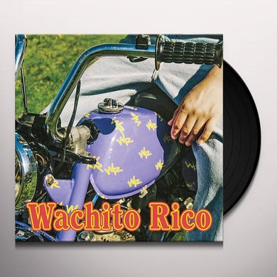 boy pablo Wachito Rico (LP) Vinyl Record
