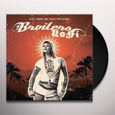 BROILERS LOFI Vinyl Record - Holland Release