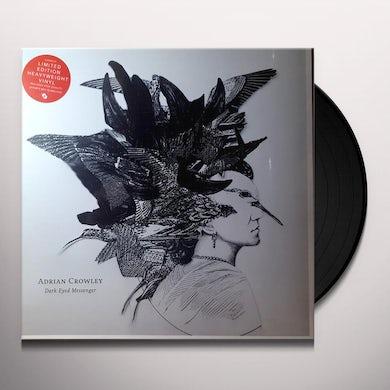 Adrian Crowley DARK EYED MESSENGER Vinyl Record