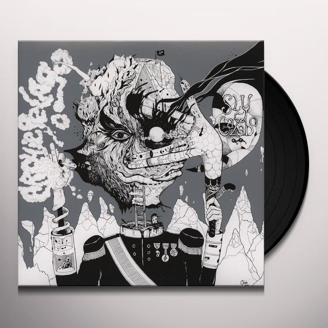 Archie Pelago SLY GAZABO Vinyl Record