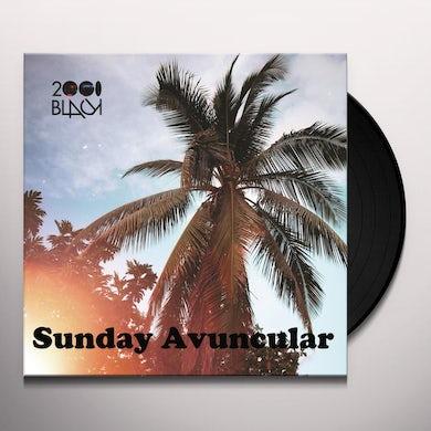 2000Black SUNDAY AVUNCULAR Vinyl Record