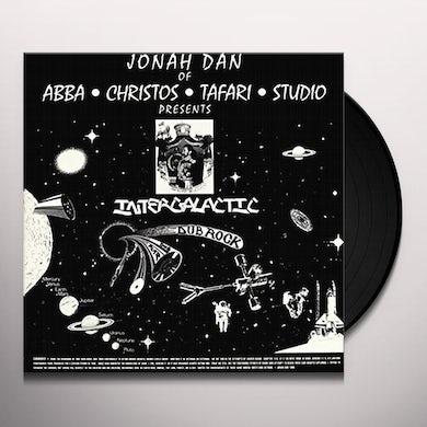 Jonah Dan INTERGALACTIC DUB ROCK Vinyl Record