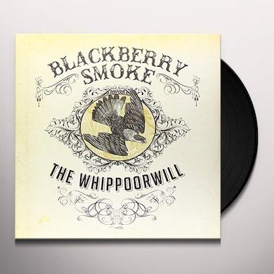 Blackberry Smoke WHIPPOORWILL Vinyl Record - UK Release