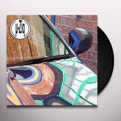 U-Ziq CHALLENGE ME FOOLISH Vinyl Record