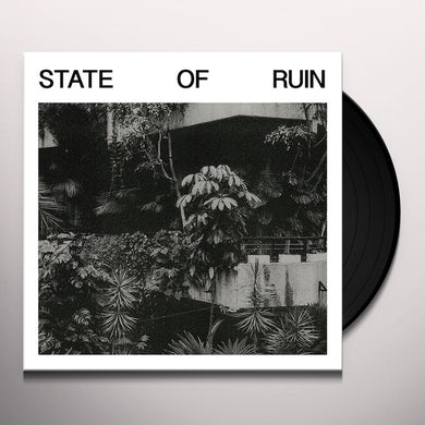 SILK ROAD ASSASSINS STATE OF RUIN Vinyl Record