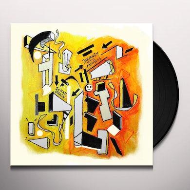 Scrap Brain JOURNEY INTO MADNESS Vinyl Record