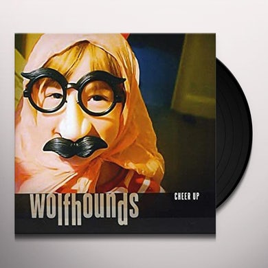 Wolfhounds CHEER UP Vinyl Record