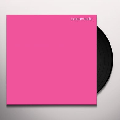 Colourmusic MY IS PINK Vinyl Record
