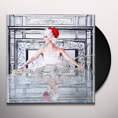 ONE FOOT IN FRONT OF THE OTHER Vinyl Record - UK Release