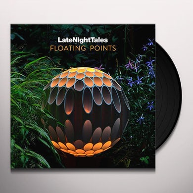 LATE NIGHT TALES: FLOATING POINTS Vinyl Record