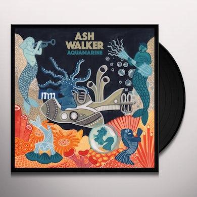 Ash Walker AQUAMARINE Vinyl Record