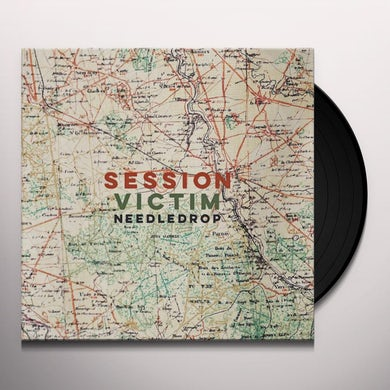 Session Victim NEEDLEDROP Vinyl Record