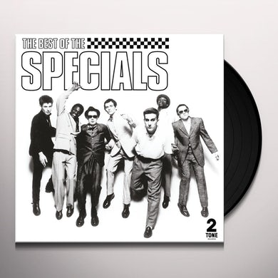 BEST OF THE SPECIALS Vinyl Record