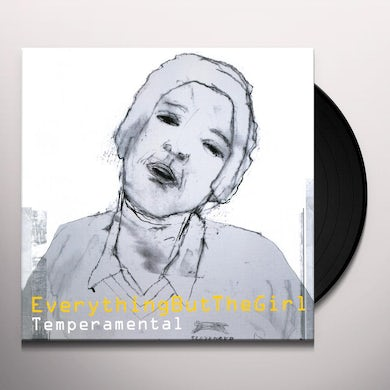 Everything But The Girl TEMPERAMENTAL Vinyl Record
