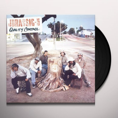 Jurassic 5 QUALITY CONTROL Vinyl Record
