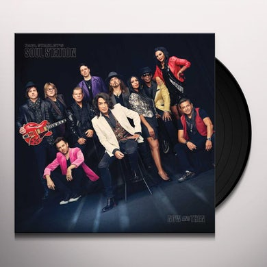 Paul Soul Station Stanley NOW AND THEN Vinyl Record