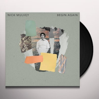 Nick Mulvey BEGIN AGAIN Vinyl Record