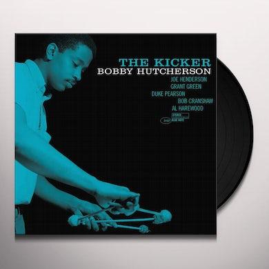 Bobby Hutcherson Kicker The (Lp) Vinyl Record